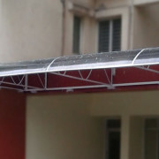 polycarbonate structure