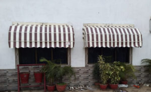 windows awnings